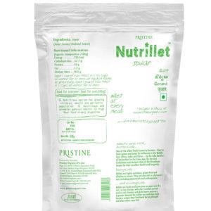 Jowar 01- Nutrillet Millet - Pristine