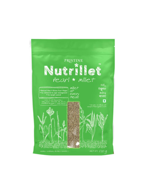 Pearl Millet Online - Bajra - Sajje - Nutrillet Millets