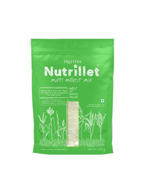 Buy Mixed Millet Flour Online   Multi Millet Flour - Pristine Nutrillet Millet