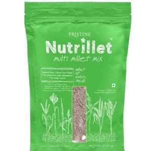 Multi Millet Mix Flour - Nutrillet Millet - Pristine
