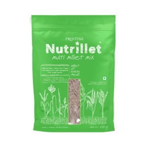 Mixed Millet | Buy Multi Millet Grains Online | Nutrillet Mixed Millet - Pristine