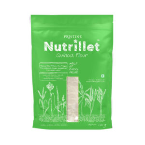 Buy Quinoa Flour | Nutritionally Super Grain | Vegan | Pristine Nutrillet