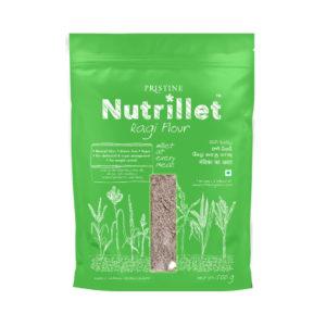 Buy Ragi Flour Online | Finger Millet Flour | Pristine Nutrillet Millet