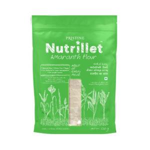 Buy Amaranth Flour Online | Rajgira | Millet Flours - Pristine Organics