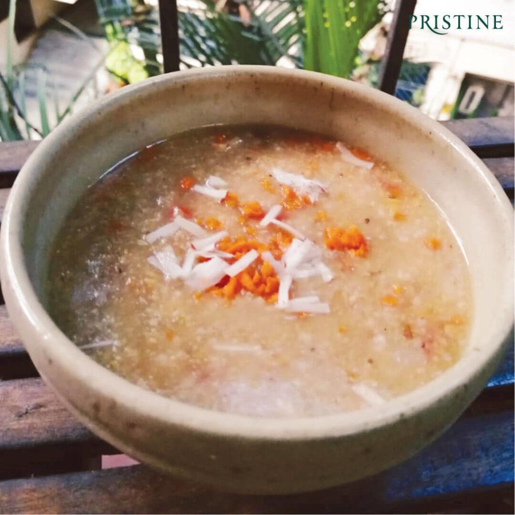 foxtail millet kanji - millet recipes - Pristine Organics