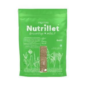 Buy Browntop Millet Online | Korale Millet - Pristine Organics