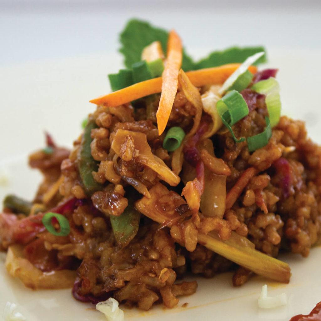 Stir Fried Rajamudi Rice   Rajamudi Rice Recipe - Pristine Organics