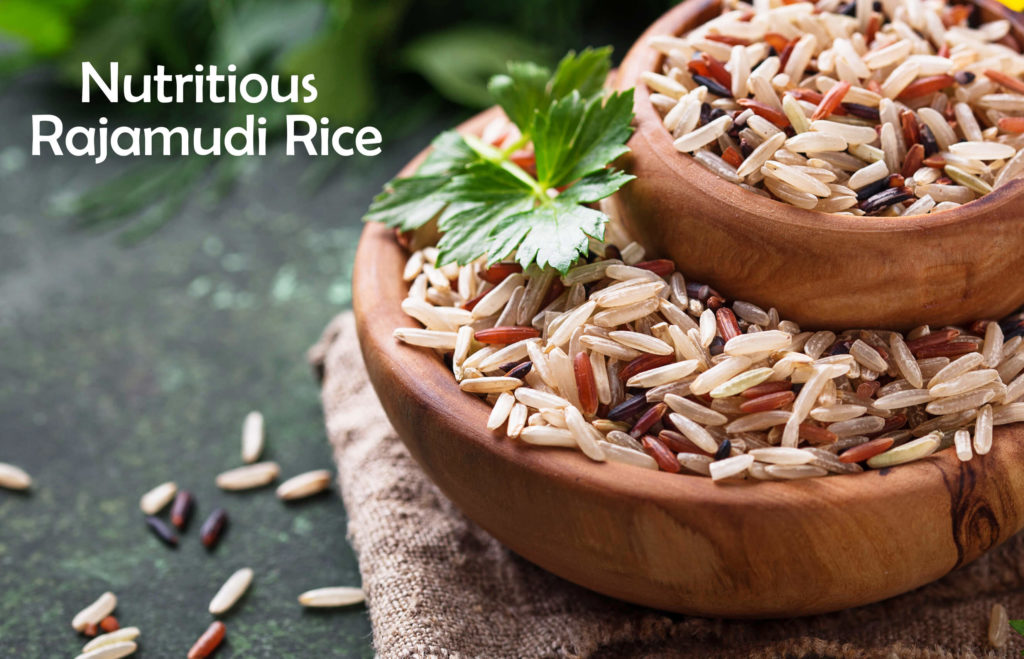 Rajamudi Rice - Nutritious Red Rice- Pristine Organics - Healthy rice - Red rice