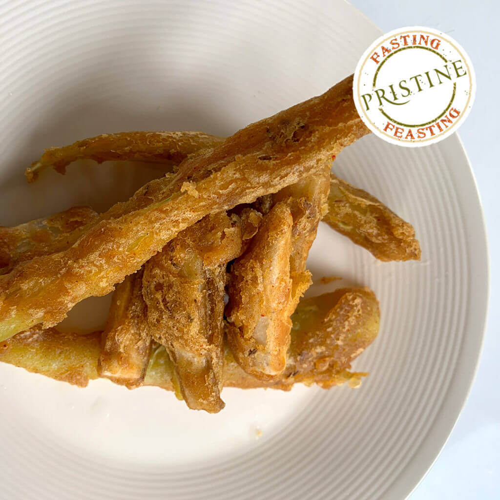 Barnyard-Millet-and-Vegetable-Fries - Pristine Organics