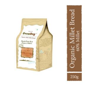 Multi Millet Bread - Organic Bread- Pristine Organics