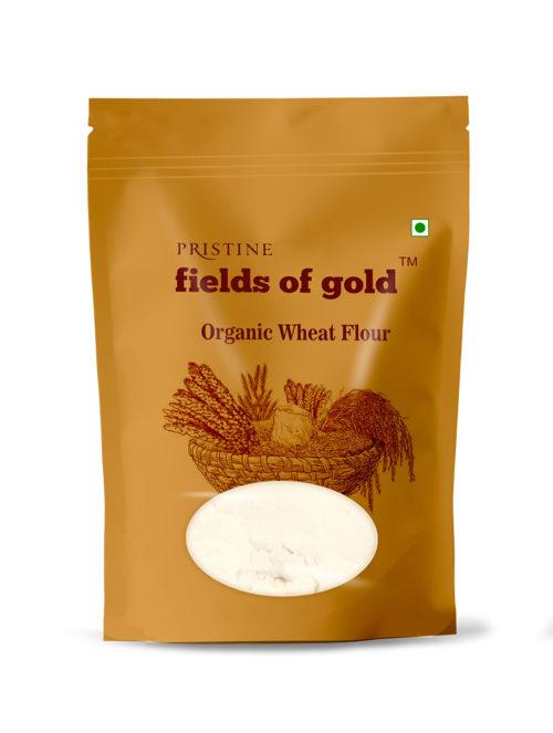 organic wheat flour, organic atta - Pristine Organics