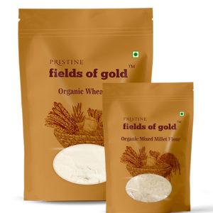 Organic Wheat Flour, 5kg, Pristine Organics