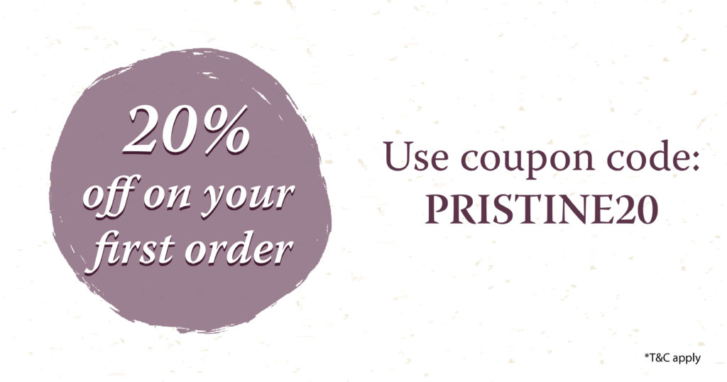 Organic food Products 20% off 1st order - Pristine Organics