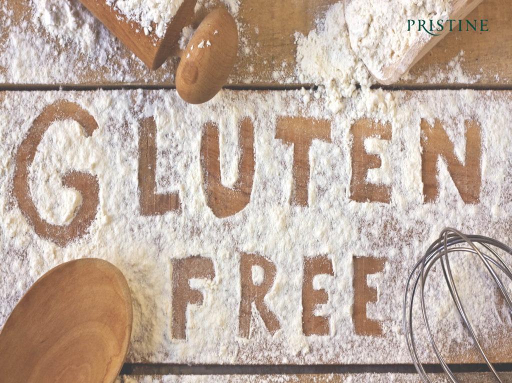 Gluten -pristine organics