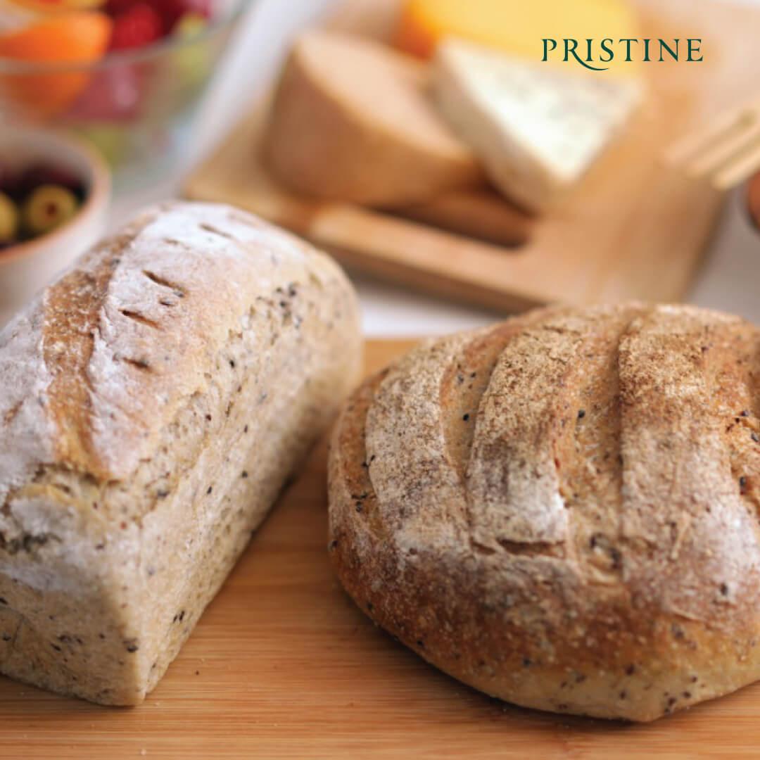 Millet Bread Recipe - Pristine Organics
