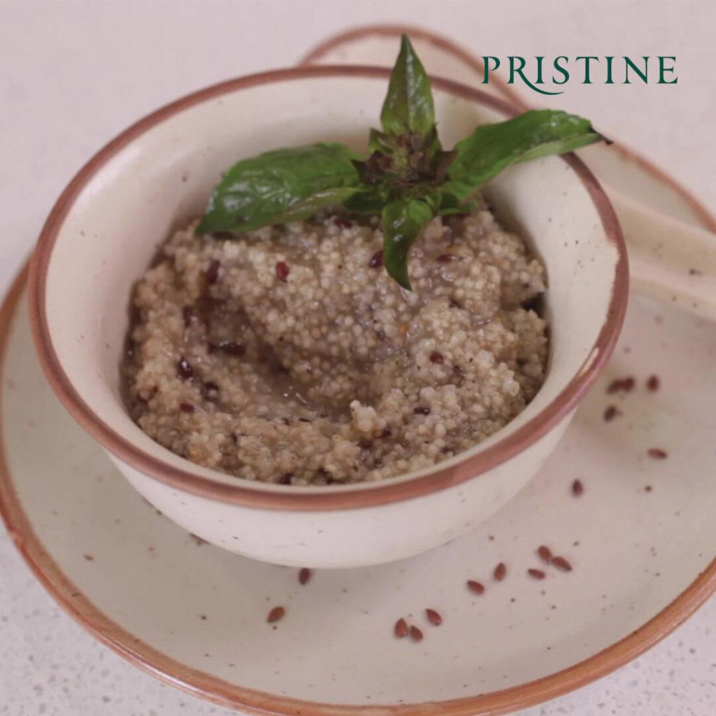 Savory Millet Porridge- Pristine Organics