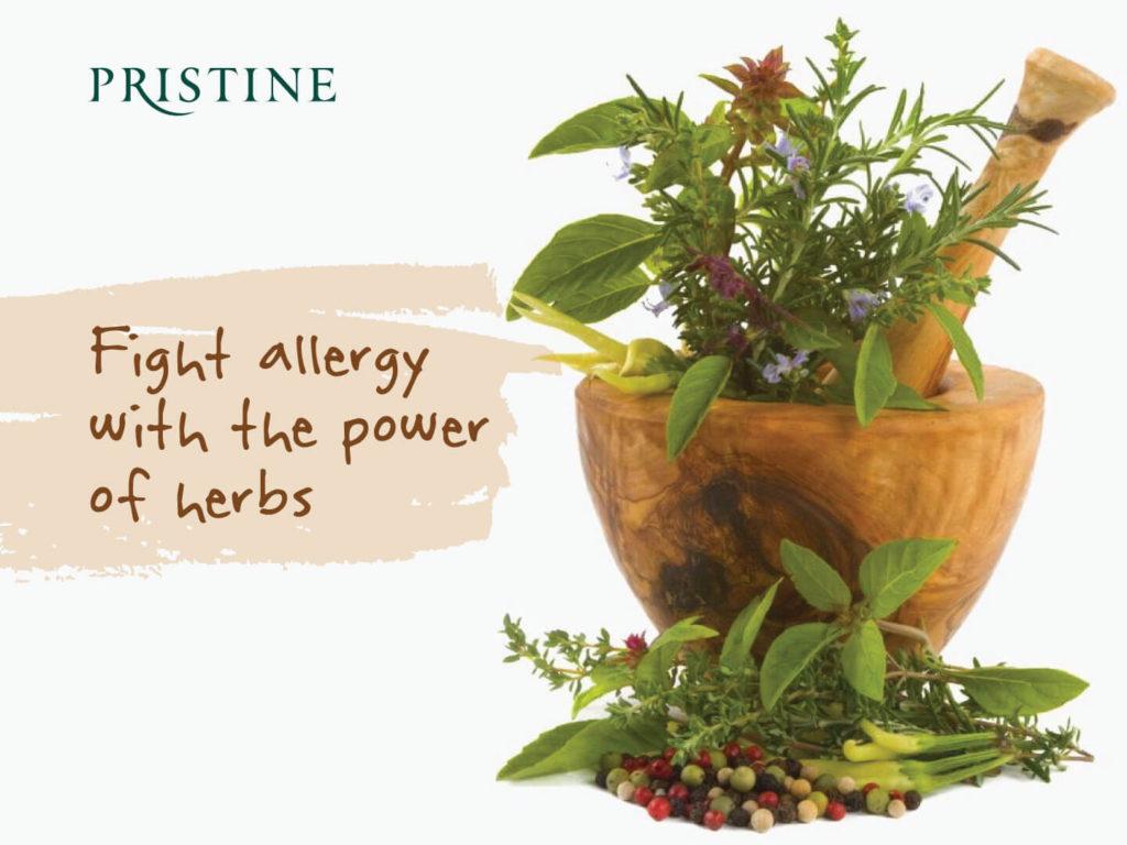 Natural Herbs-Pristine Organics